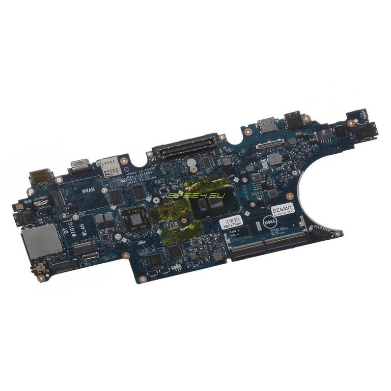 Motherboard Dell Latitude E5470 P/N DN9PC ADM70 LA-C632P Core i5-6300U